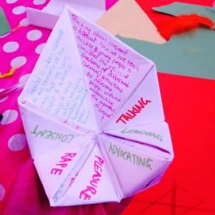 Fortune teller based on PhD