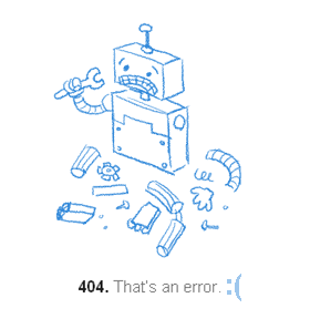 Google-404-not-found-error