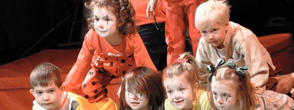 Barnshow, Cirkus Normal
