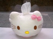 Hello Kitty Tissue Cover..