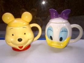 Winnie and Deasy Mug