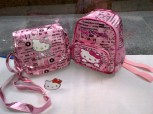 Strap Bag and Backpack
