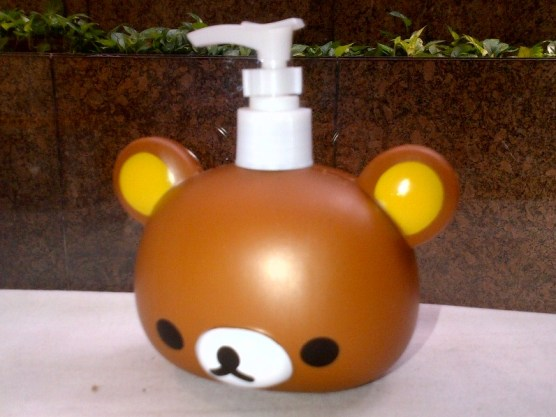 Rilakkuma Soap Dispenser