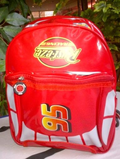 Backpack..