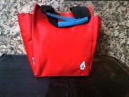 Tas Jinjing Merah Pastel