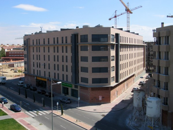 90 apartments in Parla, Madrid