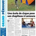 Ecole des arts du cirque de Boulazac - Périgueux  Presse et médias
