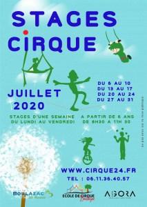 Ecole des arts du cirque de Boulazac - Périgueux flyer-ete-2020-internet-3-213x300 Actualité de l'école du cirque