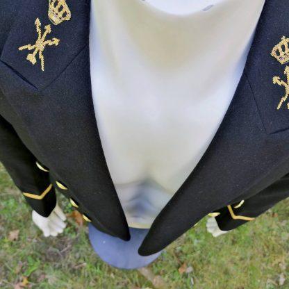 Officer jacket black