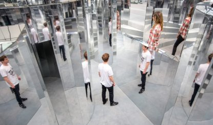 Data Migration can be like a mirror maze
