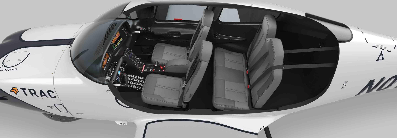 Cirrus interior trac