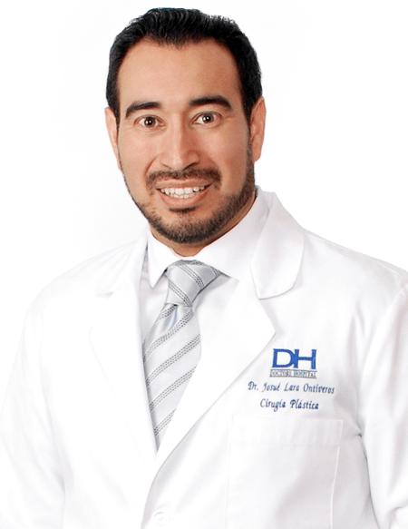El Dr. Josue Lara Ontiveros es el Director Médico de Cirugía Plástica Monterrey.