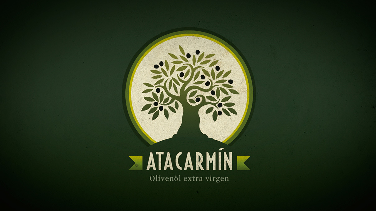 Diseño Logo Atacarmín