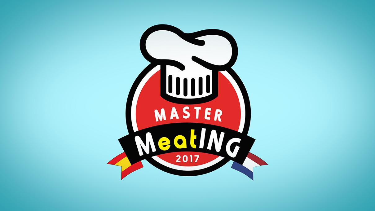 Diseño Logo Meating