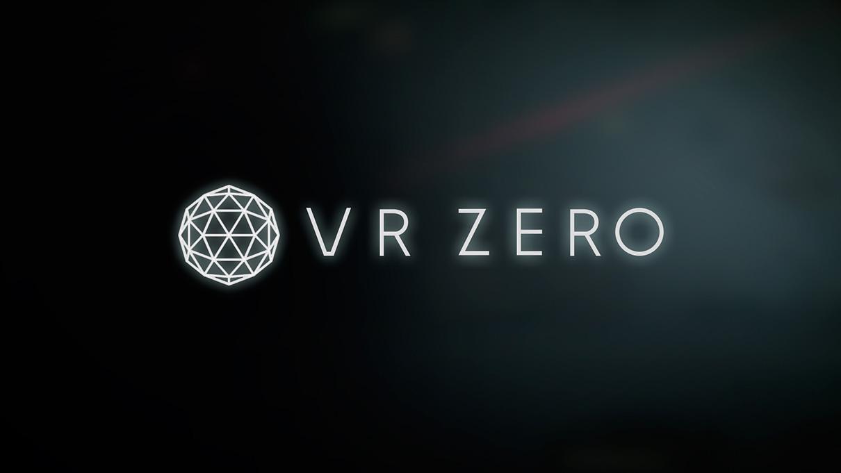 Diseño Logo VR ZERO