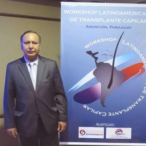 Workshop Latinoamericano de Trasplante Capilar FUE