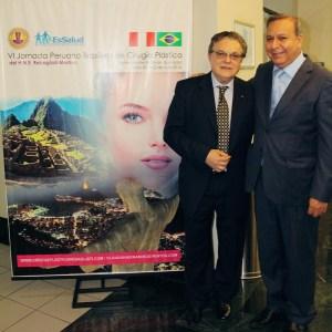 Jornada Peruano Brasilera de Avances en Cirugía Plástica 2016