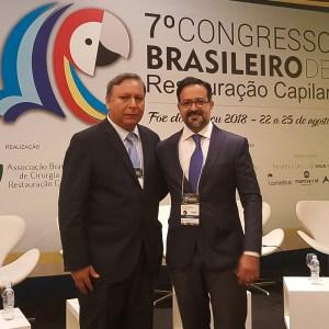 VII Congreso Brasileño de Restauración Capilar