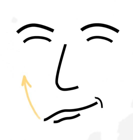 icono paralisis facial