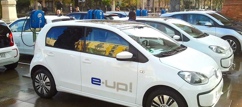 IBIL gestiona en exclusiva la recarga de los vehículos de Expoelectric 2018