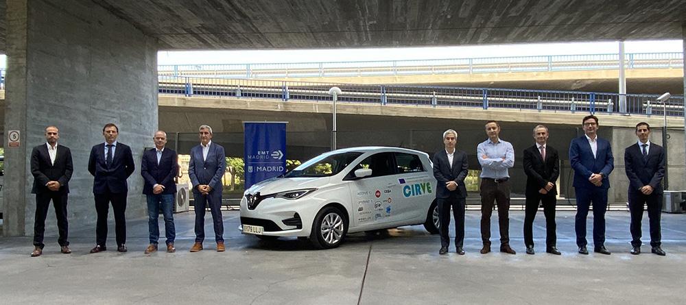 Interoperabilidad y conexión de España con Francia y Portugal, claves del Proyecto Europeo CIRVE