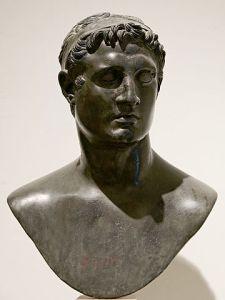 Ptolemaic ruler, probably Ptolemy II Philadelphus.