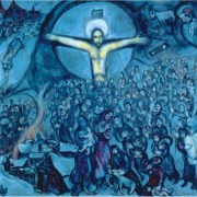 'Exodus' by Marc Chagall, 1952-66