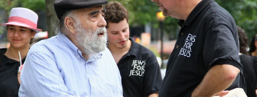 Photo: Bob Mendelsohn, Jews for Jesus