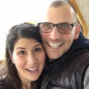 Аарон с женой