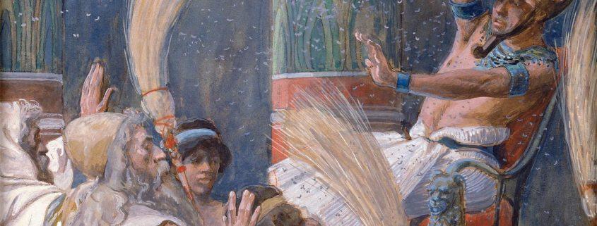 Песах – урок послушания