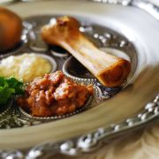 pesach plate