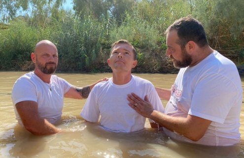 Прекрасные моменты нашего служения
