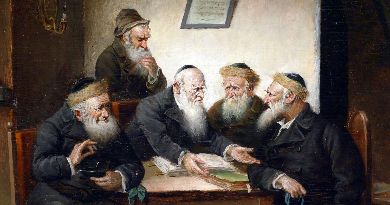 Сказочка на ночь: «Настоящие евреи»