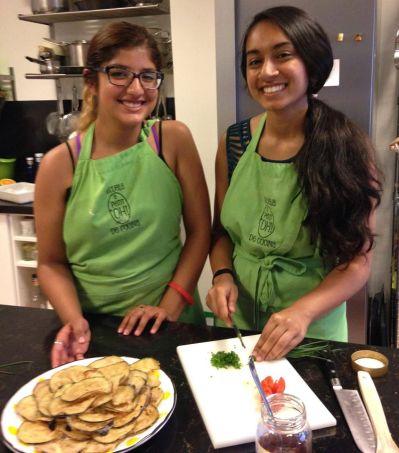 Tapas Cooking Class