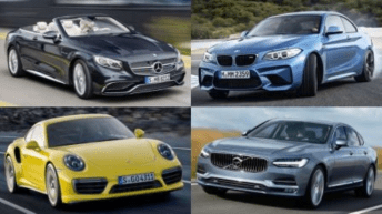 底特律车展2016-2017新车型