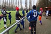 dimanche 25 Janvier 2015 - Tournoi de Football à Poststadion à Berlin