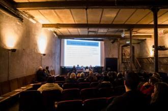 Bern, 17.02.2015 Infotour Watch The Med Alarmphone Schweiz
