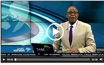 Intelligence and Security Services Conference Source: SABC