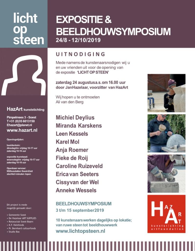 Uitnodiging Hazart in Soest
