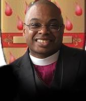 Vicar David Smith