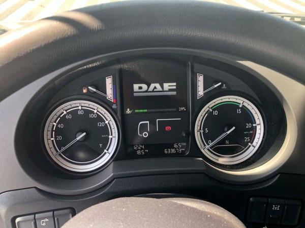 9-Camión DAF XF 460