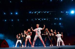 2015 K-pop 페스티발 사춤 Sachoom