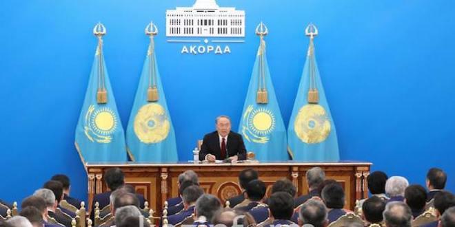 2018년 10월 11일 CIS 뉴스-나자르바예프 대통령 대국민 담화 내용 요약