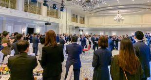 문재인 대통령 카자흐스탄 첫 일정으로 알마티에서 동포 간담회 가져