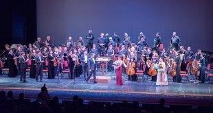 순천향대학교 중앙의료원, 알마티에서 음악회 열어
