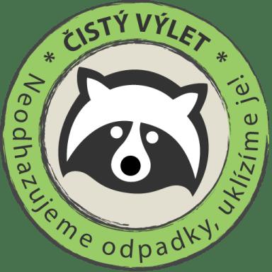 Logo Čistý výlet