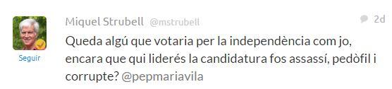 Miquel Strubell