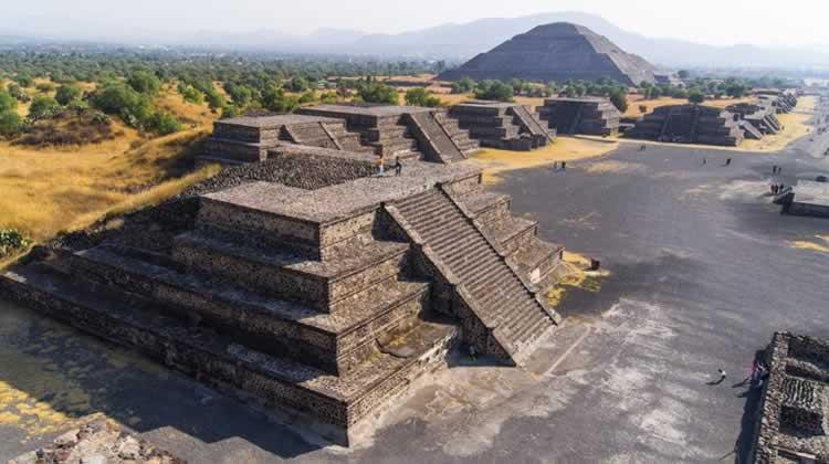 ine de Teotihuacan