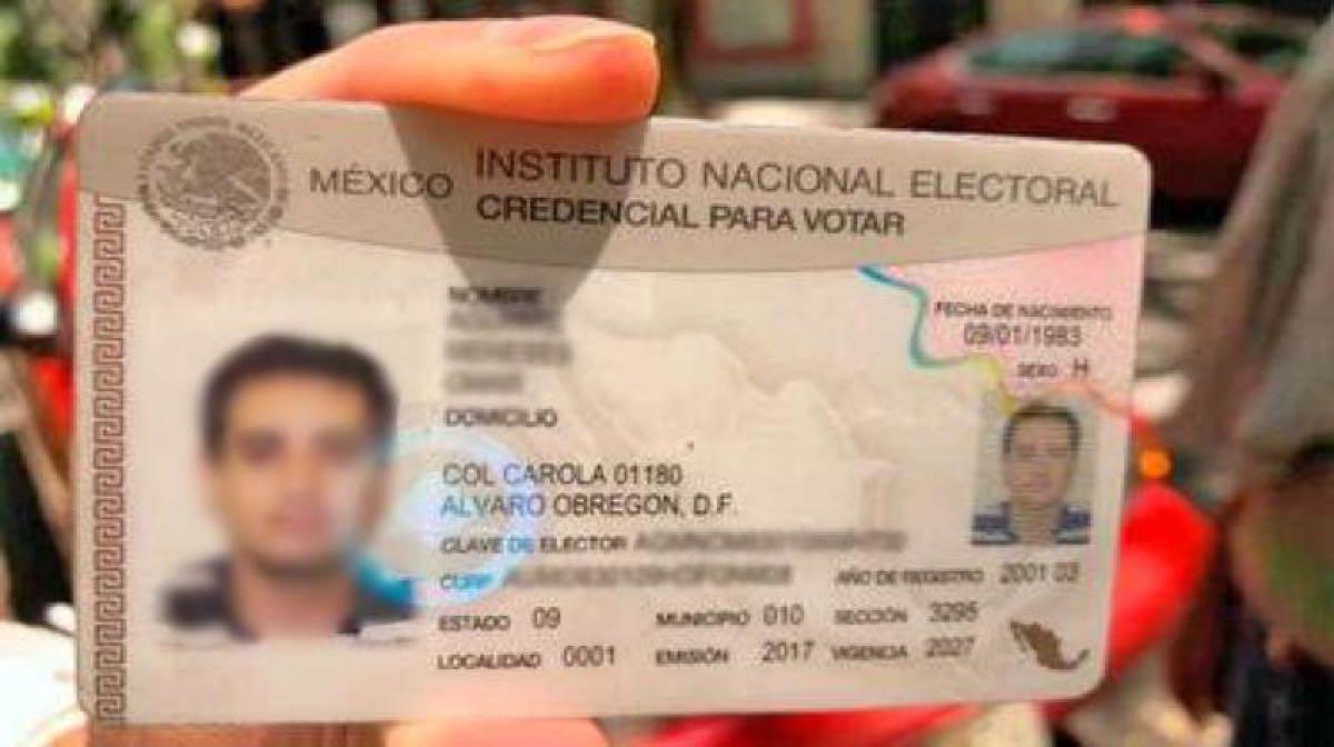 tramites del INE ocumentos para solicitar la Credencial del INE