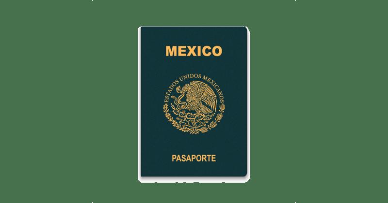 Delegaciones SRE Pasaporte mexico
